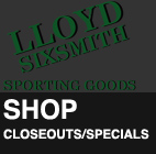 Closeouts-Specials